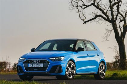 Audi A1 finance lease cars