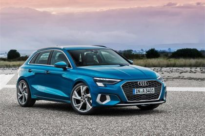 Audi A3 finance lease cars