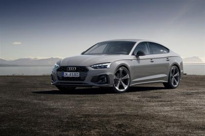 Audi A5 finance lease cars