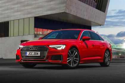 Audi A6 finance lease cars