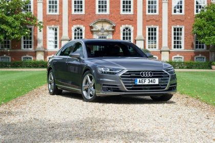 Audi A8 finance lease cars