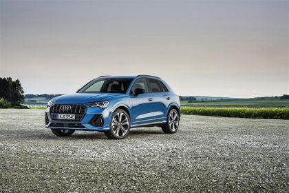 Audi Q3 finance lease cars