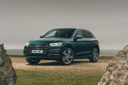 Audi Q5 finance lease cars