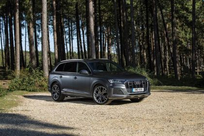 Audi Q7 finance lease cars