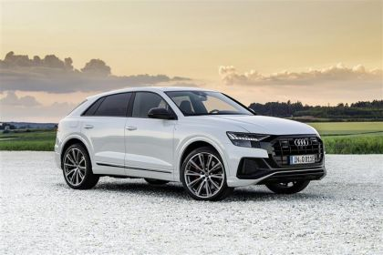 Audi Q8 finance lease cars
