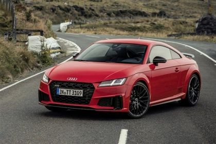 Audi TT finance lease cars
