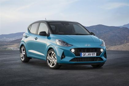 Hyundai i10 finance lease cars