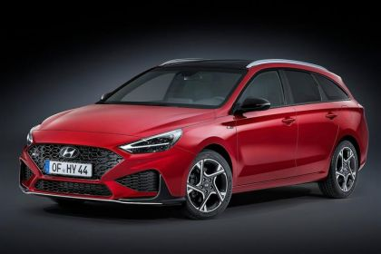 Hyundai i30 finance lease cars