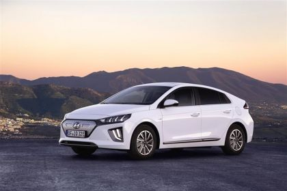 Hyundai IONIQ finance lease cars