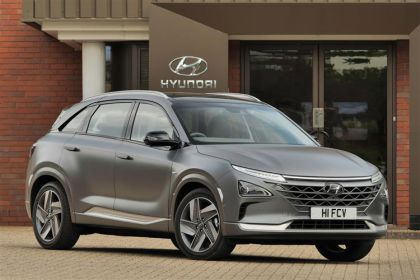 Hyundai Nexo finance lease cars