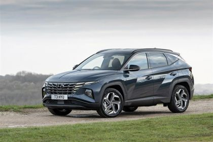 Hyundai Tucson finance lease cars
