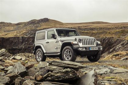 Jeep Wrangler finance lease cars