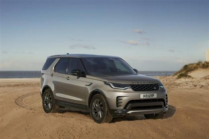 Lease Land Rover Discovery car leasing