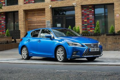 Lease Lexus CT car leasing