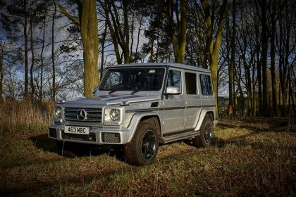 Lease Mercedes-Benz G Class car leasing