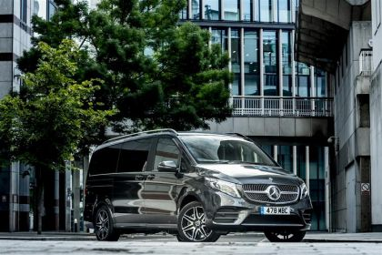 Lease Mercedes-Benz V Class car leasing