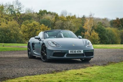 Porsche 718 finance lease cars