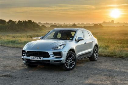 Porsche Macan finance lease cars