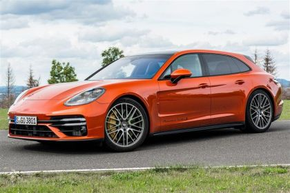 Porsche Panamera finance lease cars