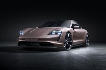 Porsche Taycan finance lease cars