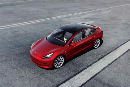 Tesla Model 3 finance lease cars