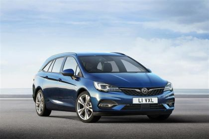 Vauxhall Astra finance lease cars