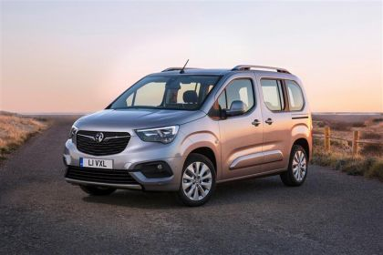 Vauxhall Combo finance lease cars