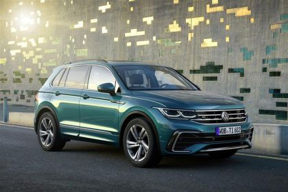 Lease Volkswagen Tiguan car leasing