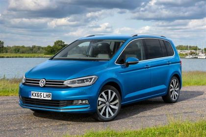 Lease Volkswagen Touran car leasing