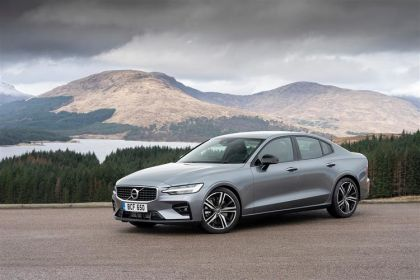 Lease Volvo S60 car leasing