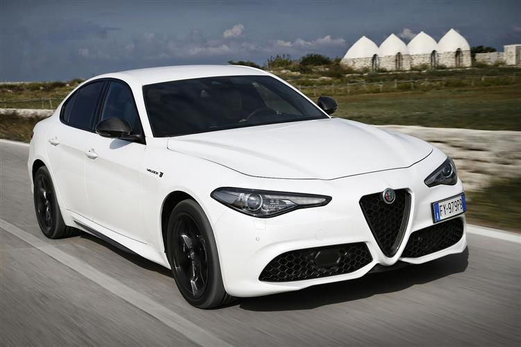 Alfa Romeo Giulia Saloon 2.0 T 200PS Super 4Dr Auto [Start Stop]