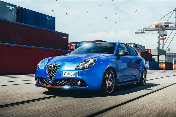 Alfa Romeo Giulietta Hatch 5Dr 1.4 TB 120PS Sprint 5Dr Manual [Start Stop]