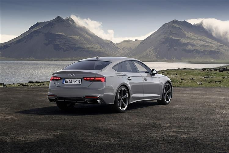 Audi A5 35 Sportback 5Dr 2.0 TDI 163PS S line 5Dr S Tronic [Start Stop]