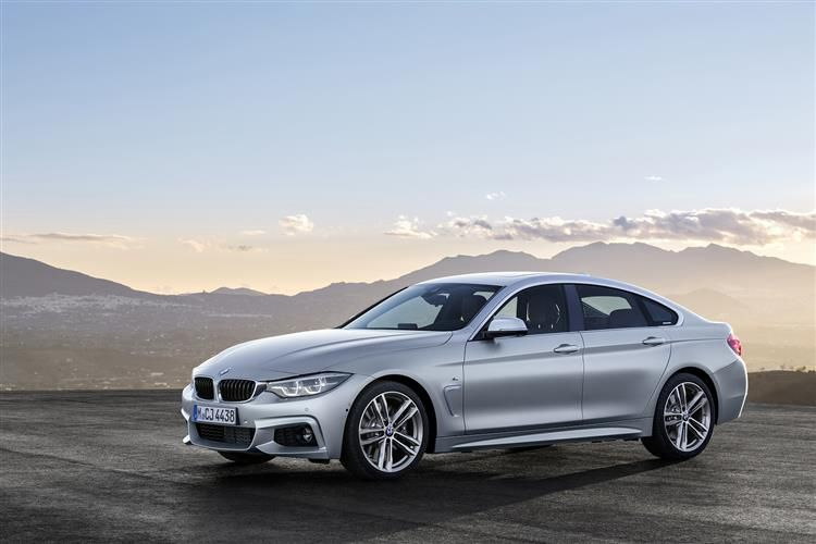 BMW 4 Series 420 Gran Coupe 2.0 i 184PS M Sport 5Dr Auto [Start Stop]