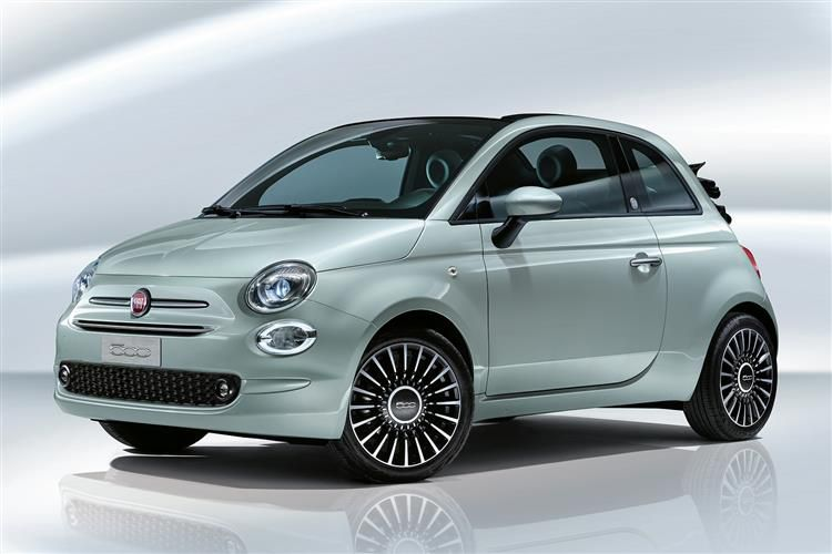 Fiat 500 C Convertible 1.0 MHEV 70PS Dolcevita 2Dr Manual [Start Stop]