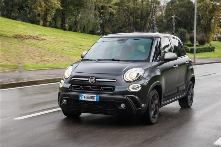 Fiat 500L Hatch 5Dr 1.4  95PS Sport 5Dr Manual [Start Stop]