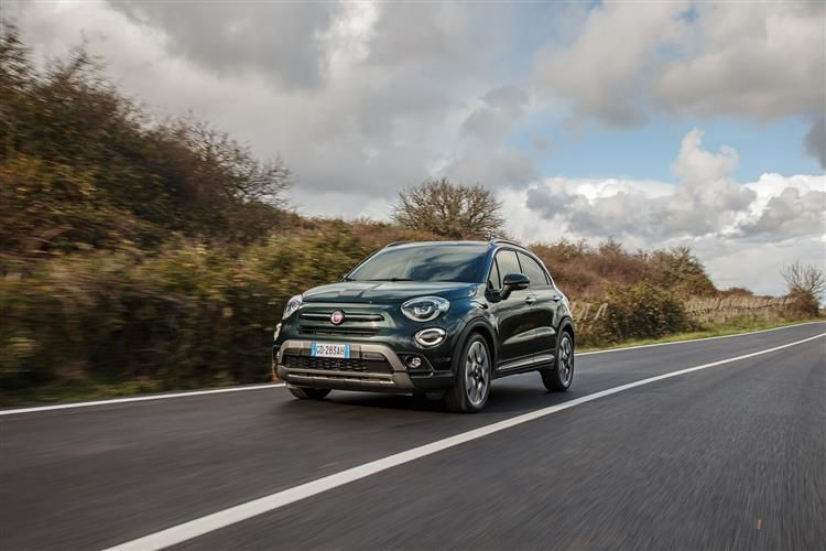 Fiat 500X SUV 1.0 FireFly Turbo 120PS Cross 5Dr Manual [Start Stop]