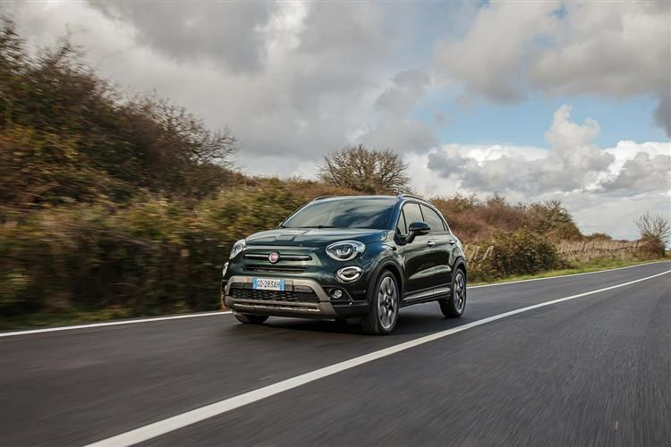 Fiat 500X SUV 1.3 FireFly Turbo 150PS City Cross 5Dr DCT [Start Stop] [Nav]