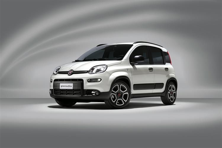 Fiat Panda Hatch 5Dr 1.0 MHEV 70PS Easy 5Dr Manual [Start Stop]