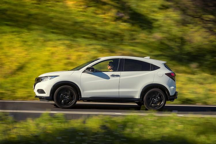 Honda HR-V SUV 5Dr 1.6 i-DTEC 120PS SE 5Dr Manual [Start Stop]