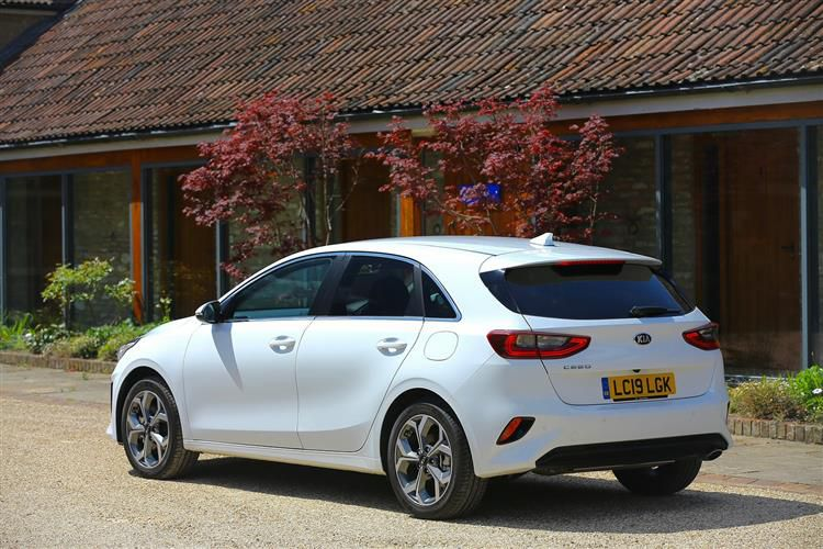 Kia Ceed Hatch 5Dr 1.0 T-GDi 118PS 3 5Dr Manual [Start Stop]