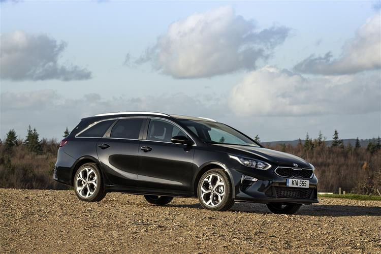 Kia Ceed ProCeed Shooting Brake 5Dr 1.4 T-GDI 138PS GT Line S 5Dr DCT [Start Stop]