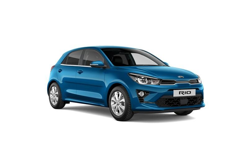 Kia Rio Hatch 5Dr 1.0 T-GDi MHEV 118PS GT Line S 5Dr DCT [Start Stop]