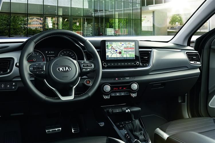 Kia Stonic SUV 5Dr 1.0 T-GDi MHEV 118PS Connect 5Dr DCT [Start Stop]