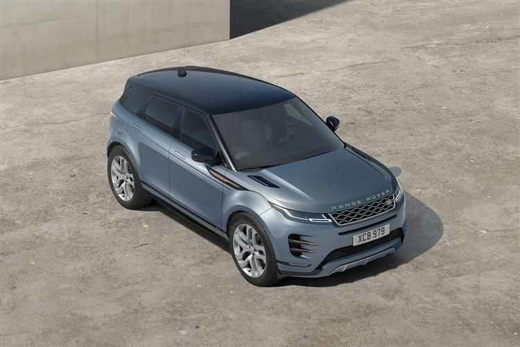 Land Rover Range Rover Evoque SUV 5Dr FWD 2.0 D 163PS R-Dynamic 5Dr Manual [Start Stop]