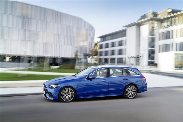 Mercedes-Benz C Class C300e Estate 2.0 d PiH 13.5kWh 306PS AMG Line Edition 5Dr G-Tronic+ [Start Stop]