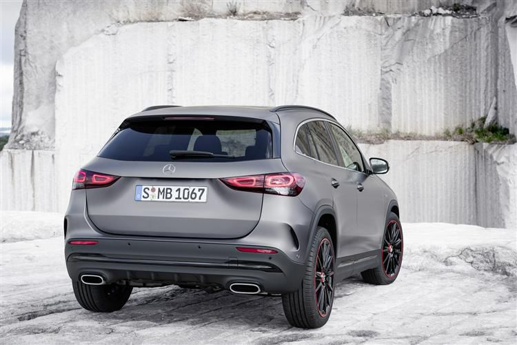 Mercedes-Benz GLA GLA250e SUV 1.3 PiH 15.6kWh 218PS Exclusive Edition 5Dr 8G-DCT [Start Stop]