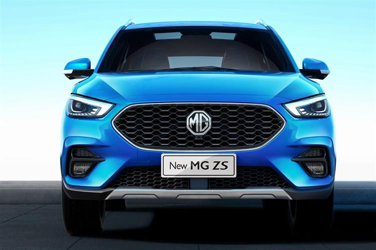 MG Motor UK MG ZS SUV Elec 44.5kWh 105KW 143PS Excite EV 5Dr Auto