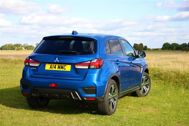 Mitsubishi ASX SUV 2wd 2.0 MIVEC 150PS Exceed 5Dr Manual [Start Stop]