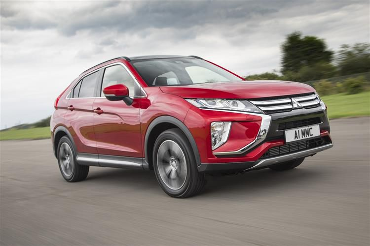 Mitsubishi Eclipse Cross SUV 1.5 T 163PS Verve 5Dr Manual [Start Stop]